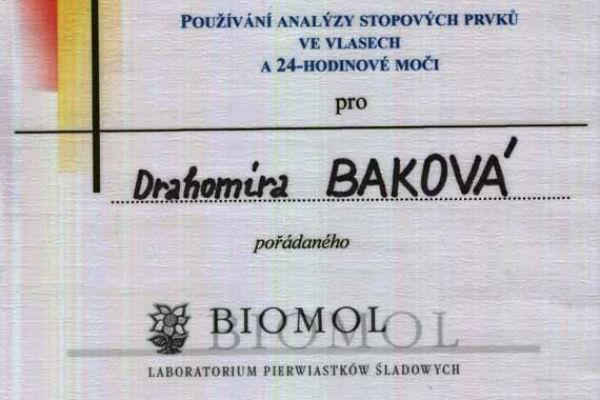 biomol I db